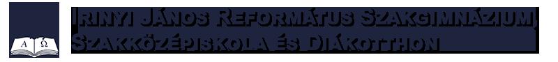 Irinyi János Református Szakközépiskola és Diákotthon